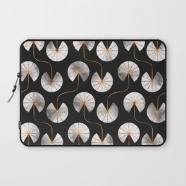 Abstract Ginkgo Leaves Pattern Laptop Sleeve