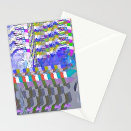 landscape collage #24 Stationery Cards
