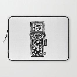 Analog Film Camera Medium Format Photography Shooter Laptop Sleeve