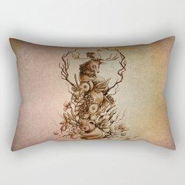 Cute Totem Rectangular Pillow