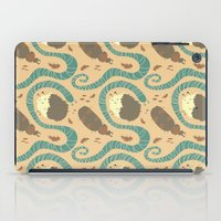insects iPad Cases featuring Insects by Dani Tea