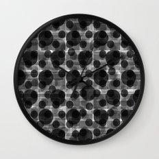 guma (black) Wall Clock