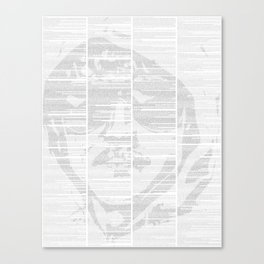 Industrial Society and Its Future Canvas Print