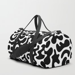 Social Networking Duffle Bag