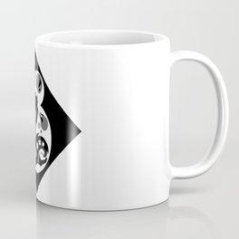 African Civet (Civettictis civetta) Coffee Mug