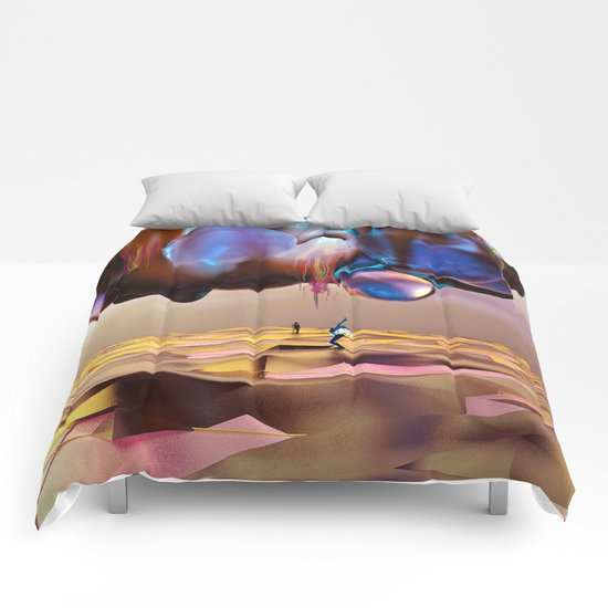 Frequency Shift Comforters