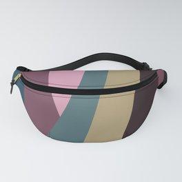Stripes Fanny Pack