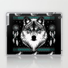 Merry Wolfmas Laptop & iPad Skin