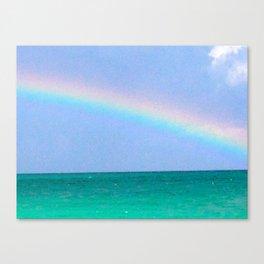 tropical promise Canvas Print