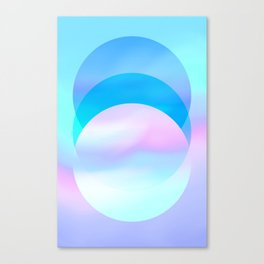 Transcending Canvas Print