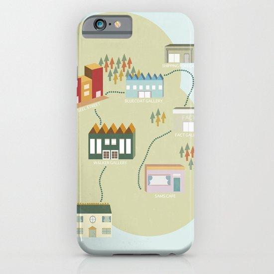 City Travels iPhone & iPod Case