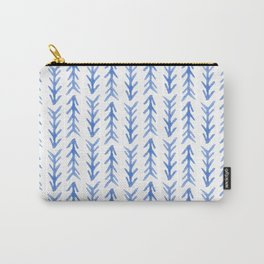 Watercolour Arrow Pattern Carry-All Pouch