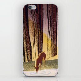 Wild Life - National Parks Preserve All Life iPhone Skin