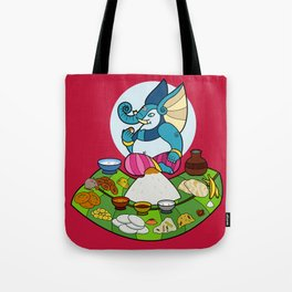 Ganesha's Meal Tote Bag