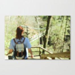 Wander.  Canvas Print
