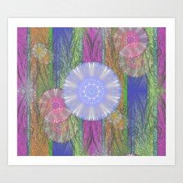 Abstracte Art Print