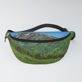 Alaskan Summer Greens - 1 Fanny Pack