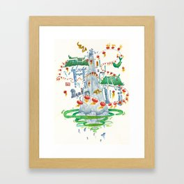 myths 1 Framed Art Print