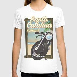 Santa Catalina Island , California USA T-shirt