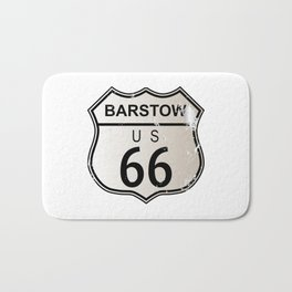 Barstow Route 66 Bath Mat