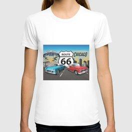 Route 66 #3 T-shirt