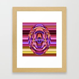 OoooHhhh... Framed Art Print