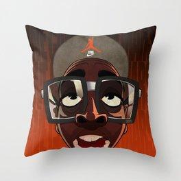 Mars 1 Throw Pillow