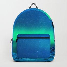 Northern Lights (Aurora Borealis) 3. Backpack