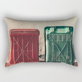 Baskets Rectangular Pillow