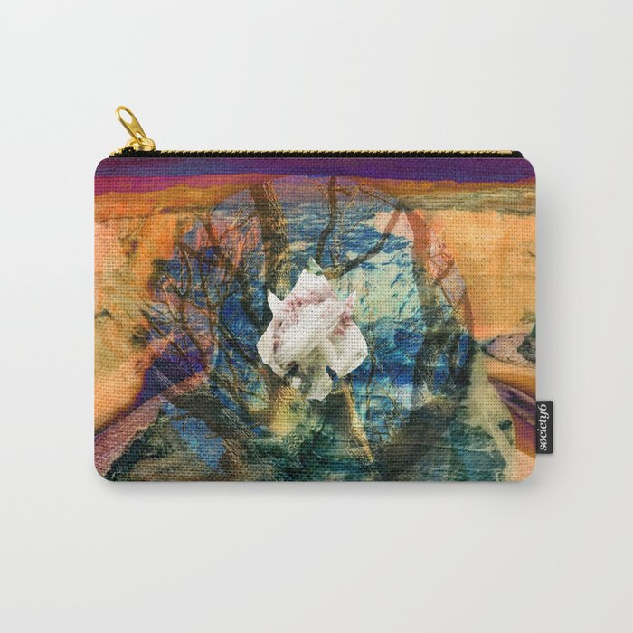Universal Sychronicity Carry-All Pouch