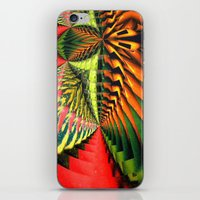 brasil iPhone & iPod Skins featuring Brasil by Lyle Hatch