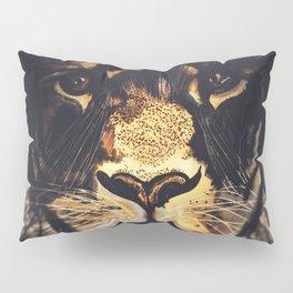 Noble Lion Pillow Sham