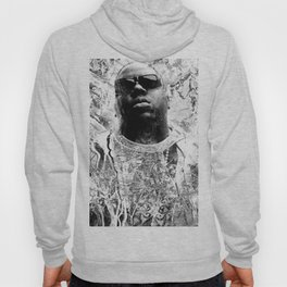 RIP BIGGIE (BLACK & WHITE VERSION) Hoody