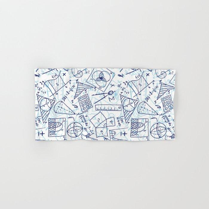 School Chemical #3 Hand & Bath Towel