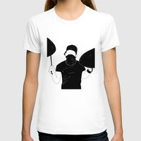 indie T-shirts featuring Indie Bandit by Janine