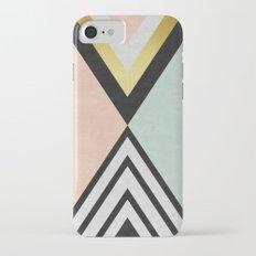 Minimalist fashion and golden I Slim Case iPhone 7