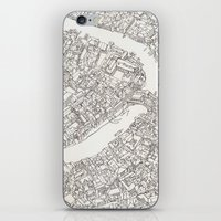 venice iPhone & iPod Skins featuring Venice by Abigail Daker