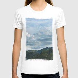 Princess Mononoke Landscape T-shirt