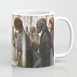 The execution of Jonas Falk Coffee Mug