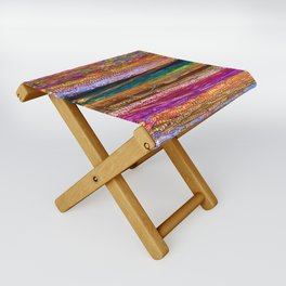 Indian Colors Folding Stool