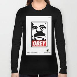 Mediapart is not dead colors urban fashion culture Jacob's 1968 Paris Agency Long Sleeve T-shirt