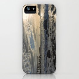 Magnolia Pier iPhone Case