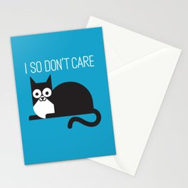 Fur Real Stationery Cards