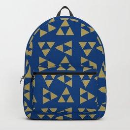 Print 130 - The Legend Of Zelda - Blue Backpack