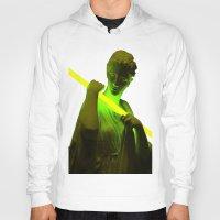 neon Hoodies featuring Neon by Mike Fernandez