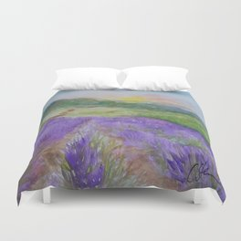 An Evening in Provence WC150601-12 Duvet Cover