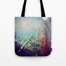 Holga Flowers III Tote Bag