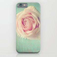 Mint Rose  Slim Case iPhone 6s