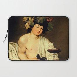 Carvaggio - Bacchus 1595 Laptop Sleeve