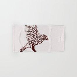 bird Hand & Bath Towel